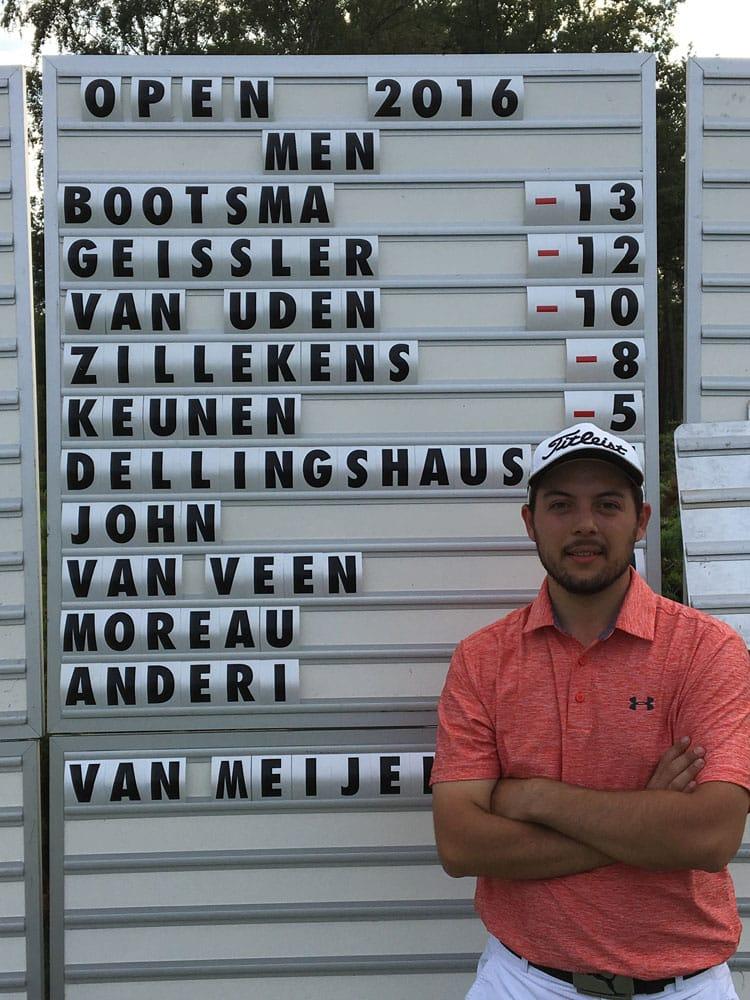 #10.1 - Winnaar Brabants Open